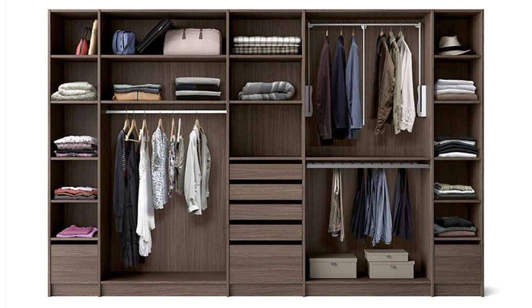 Optimum Dressing Rechte Ankleidezimmer Garderobe  |