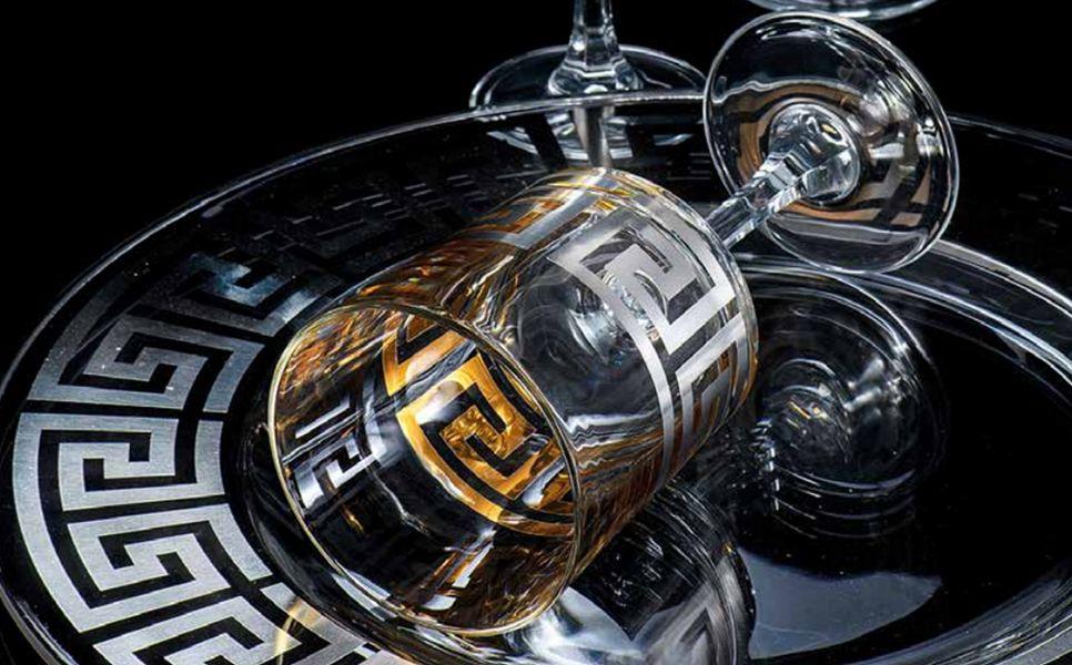 EGIZIA DESIGN Stielglas Gläser Glaswaren  |
