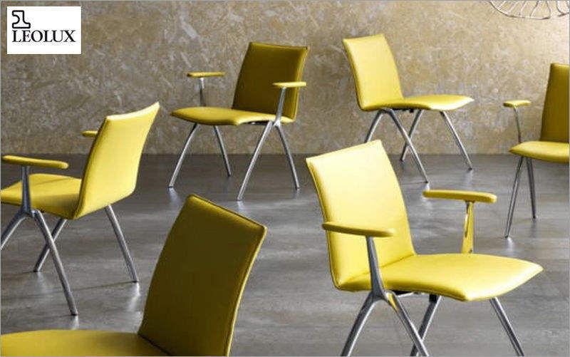 Leolux Gemeinschafts Stuhl Bürostühle Büro Arbeitsplatz |