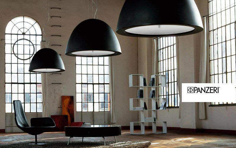 Panzeri Bürohängelampe Kronleuchter und Hängelampen Innenbeleuchtung Wohnzimmer-Bar | Design Modern