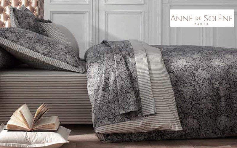 Anne De Solene Bettwäsche Bettwäsche Haushaltswäsche Schlafzimmer   Klassisch
