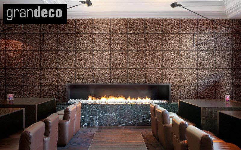 GRANDECO Tapete Tapeten Wände & Decken Arbeitsplatz | Design Modern