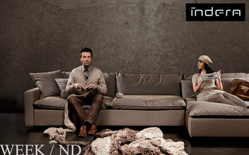 INDERA Variables Sofa Sofas Sitze & Sofas   