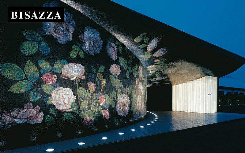 BISAZZA Wand Fliesenmosaik Wandfliesen Wände & Decken  |