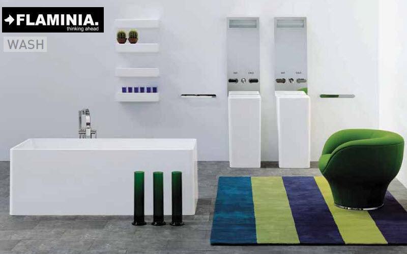 Flaminia Badezimmer Badezimmer Bad Sanitär Badezimmer | Design Modern