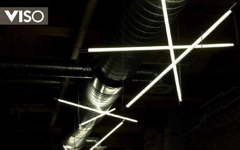 VISO Bürohängelampe Kronleuchter und Hängelampen Innenbeleuchtung   