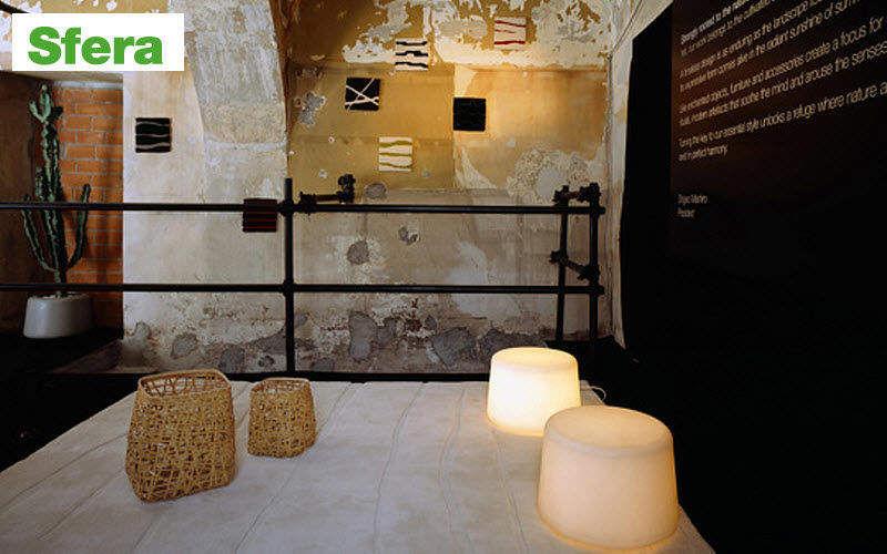 JAPAN HANDMADE Hocker Schemel und Beinauflage Sitze & Sofas  |