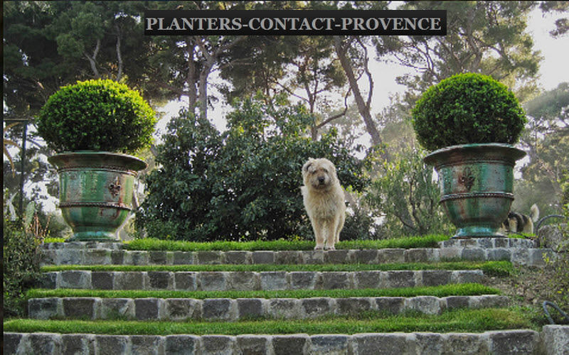 Anduze vase blument pfe decofinder - Planters contact provence ...