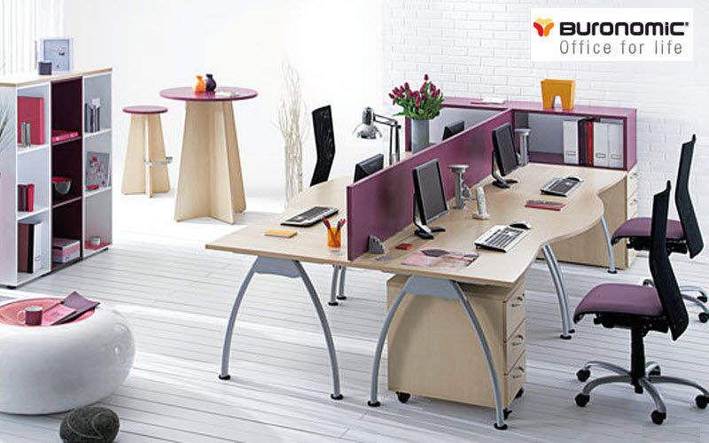 Buronomic Schreibtisch Büroräume Schreibtische & Tische Büro Arbeitsplatz |