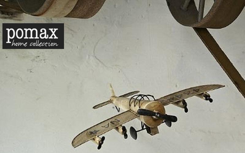 Pomax Flugzeugmodell Modelle Dekorative Gegenstände  |