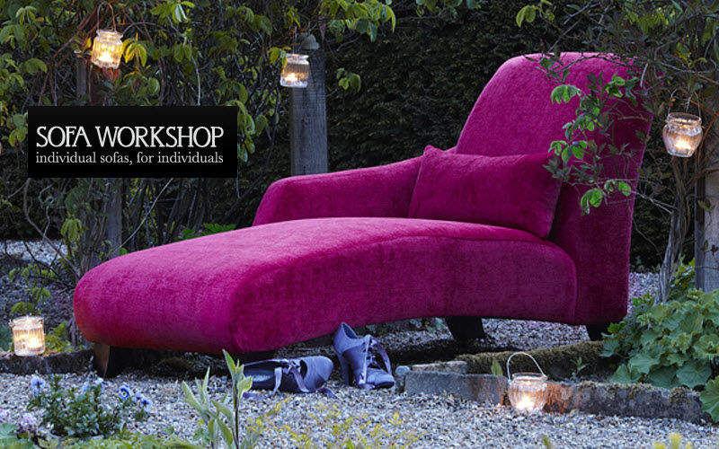 Sofa Workshop Liegesofa Chaiselongues Sitze & Sofas Wohnzimmer-Bar | Klassisch