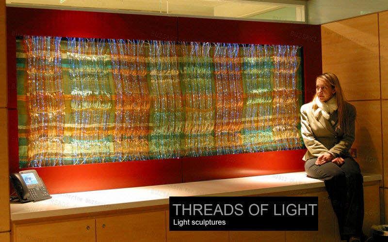 Threads of Light Leuchtobjekt Leuchtobjekte Innenbeleuchtung  |