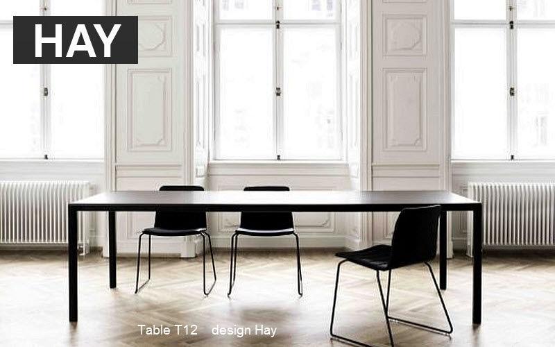 Hay Bürotisch Schreibtische & Tische Büro Arbeitsplatz   Design Modern