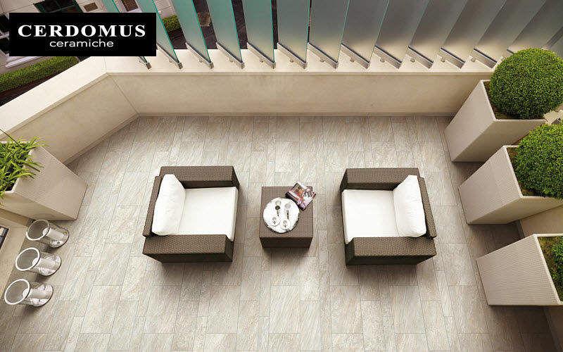 CERDOMUS Bodenplatten Außenbereich Außenböden Böden  |