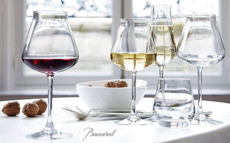 Baccarat Stielglas Gläser Glaswaren  |