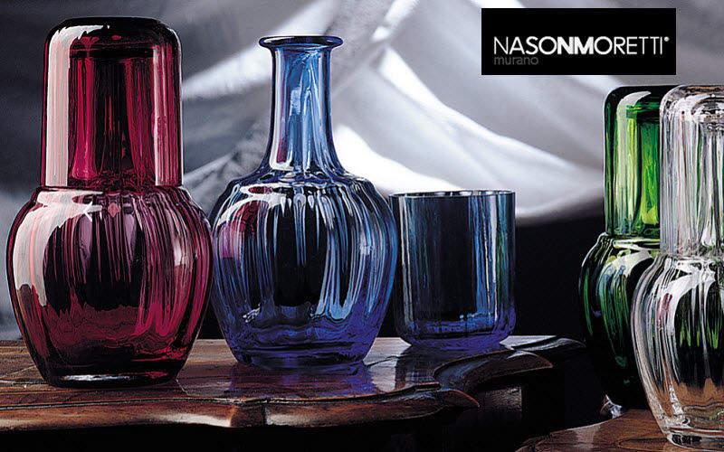 NASONMORETTI Karaffe Flaschen und Karaffen Glaswaren  |