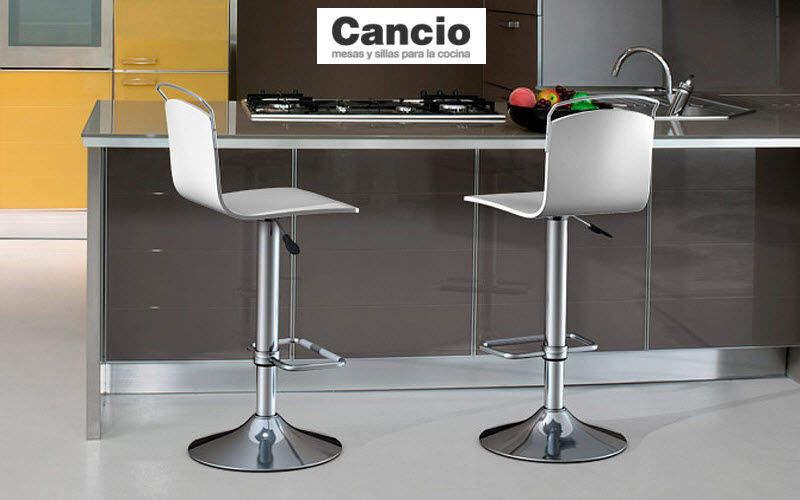 CANCIO Barhocker Schemel und Beinauflage Sitze & Sofas  |