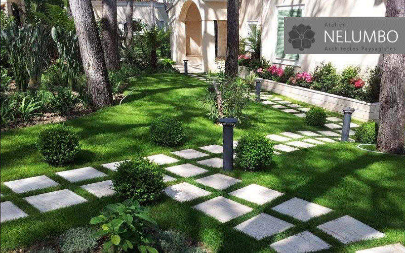 ATELIER NELUMBO Landschaftsgarten Gartengestaltungen Außen Diverses  |