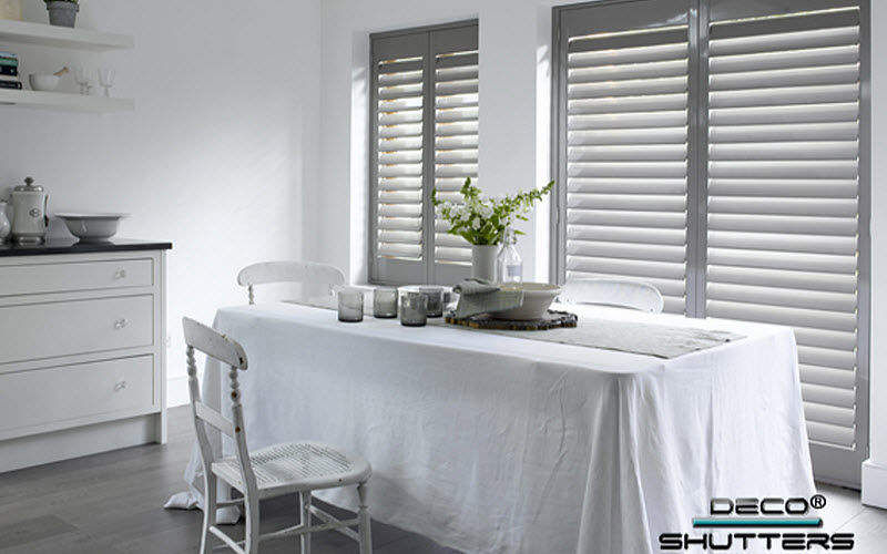 DECO SHUTTERS Innen-Jalousie Fensterläden Fenster & Türen  |