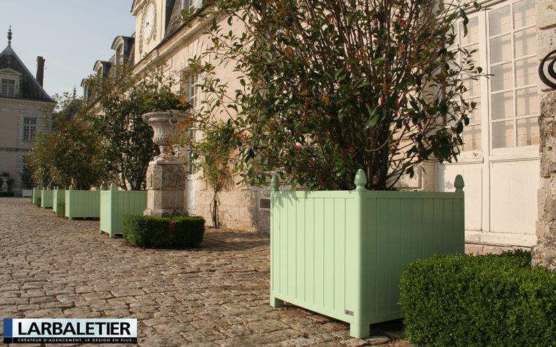 Larbaletier Orangerie-Pflanzkübel Kübel  Blumenkasten & Töpfe Garten-Pool | Klassisch