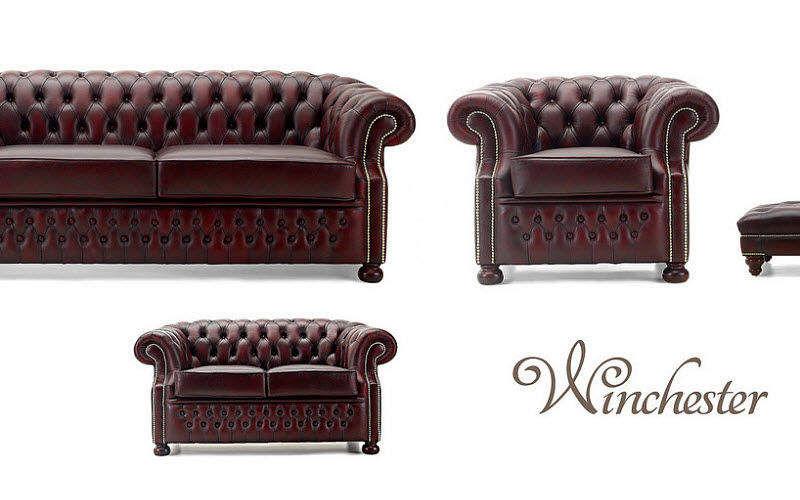 WINCHESTER Chesterfield Sofa Sofas Sitze & Sofas  |