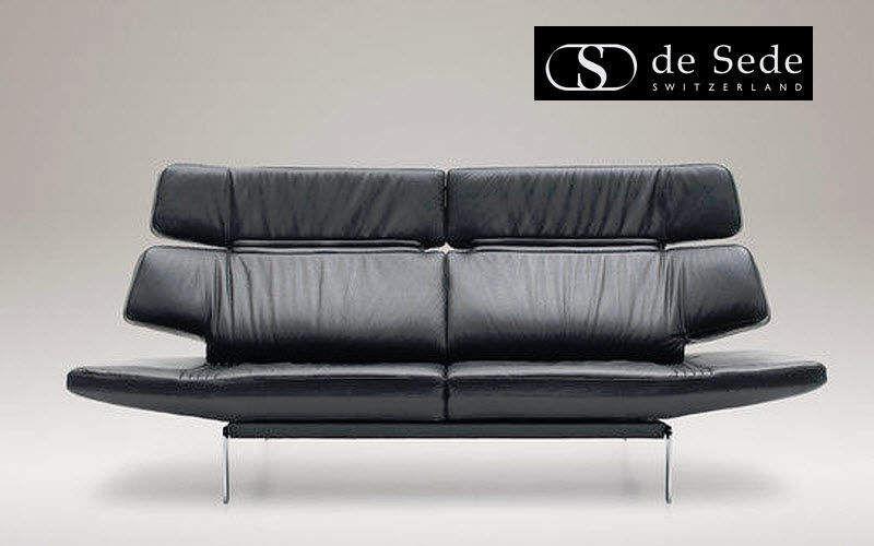De Sede Sofa 2-Sitzer Sofas Sitze & Sofas Wohnzimmer-Bar  