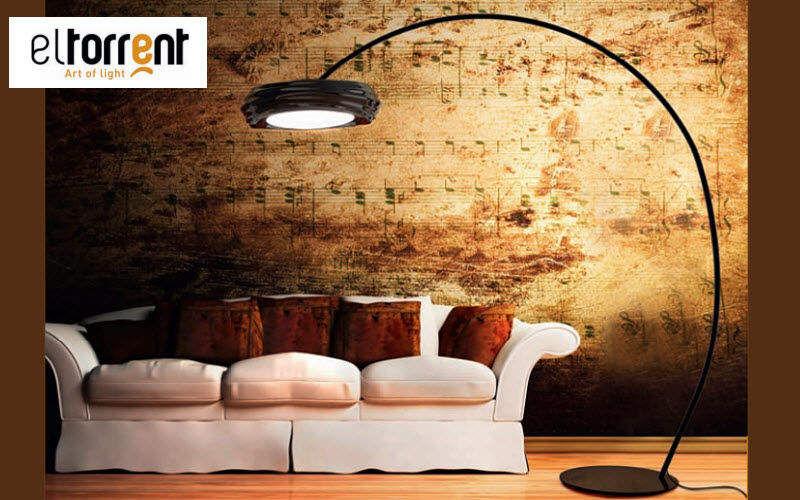 El Torrent Stehlampe Stehlampe Innenbeleuchtung  |