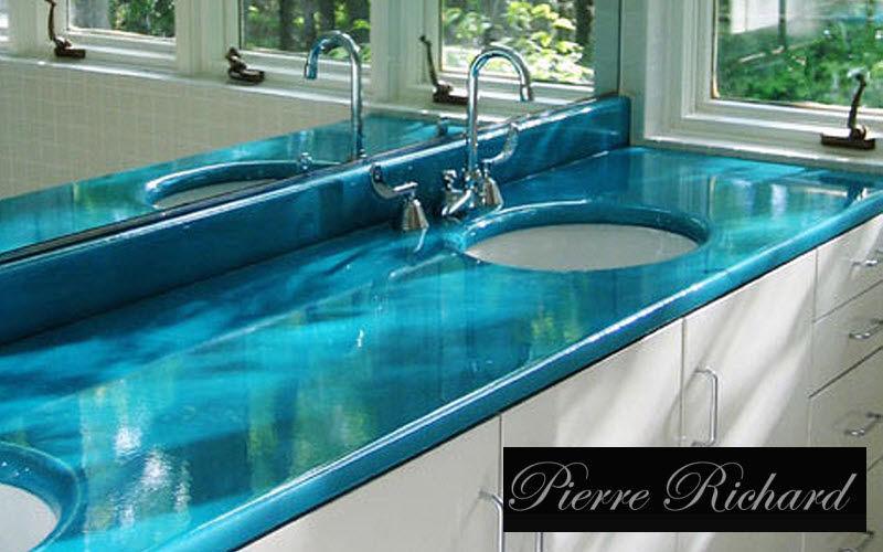 LAVASTONE waschtischplatte Waschbecken Bad Sanitär  |