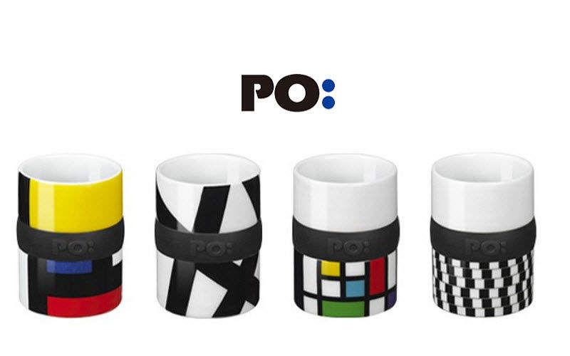 Po Design Mug Tassen Geschirr  |