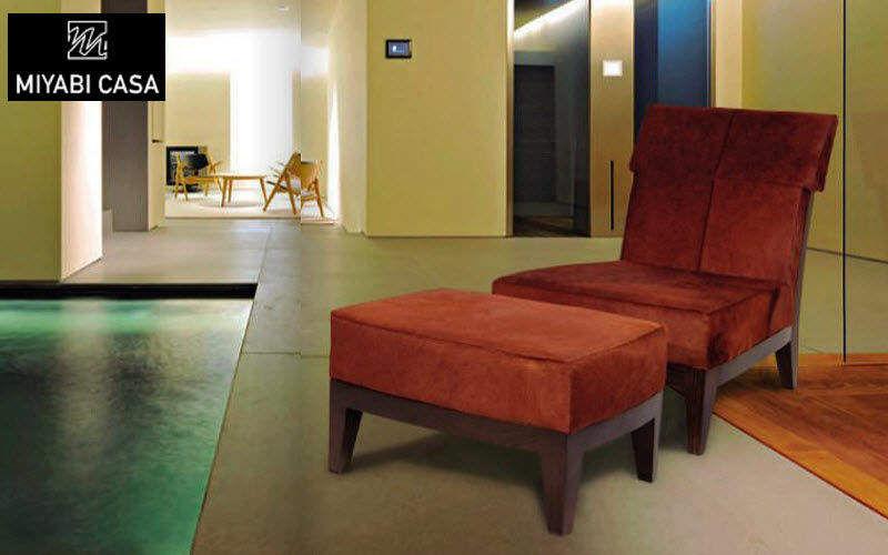 MIYABI CASA Sessel und Sitzkissen Sessel Sitze & Sofas  |