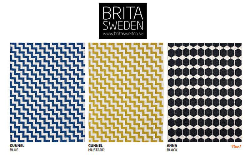 Brita sweden Moderner Teppich Moderne Teppiche Teppiche   