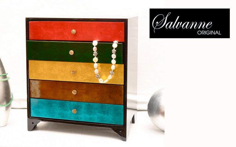 Salvanne Original Schmuckkästchen Truhen Dekorative Gegenstände  |