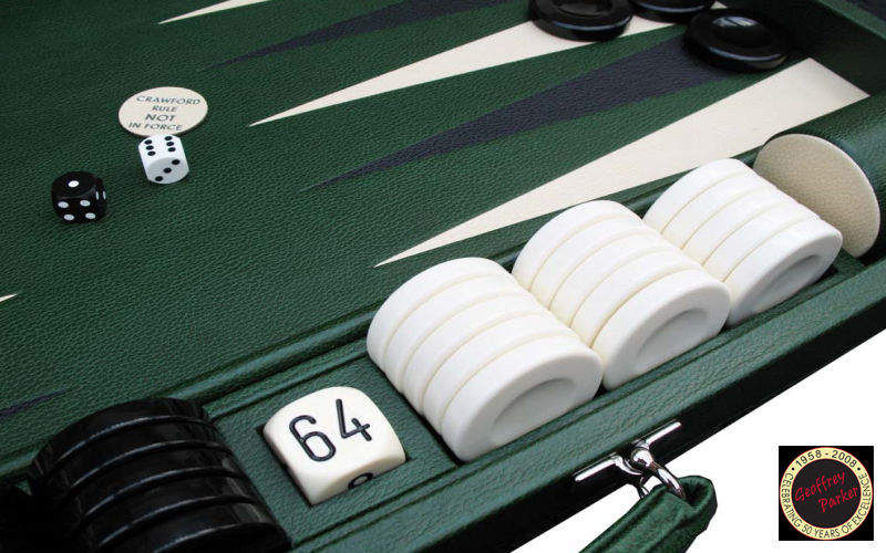 GEOFFREY PARKER GAMES Spielekoffer Gesellschaftsspiele Spiele & Spielzeuge  | Klassisch