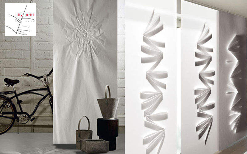 Lily Latifi Japanische Zwischenwand Vorhang Stoffe & Vorhänge  |