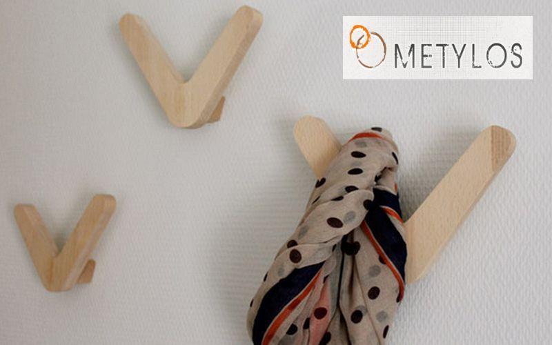 METYLOS Wandhaken Möbel & Accessoires für den Eingangsbereich Regale & Schränke   