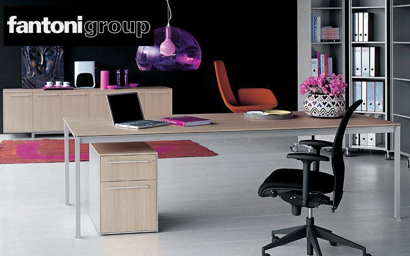 Fantoni Chefschreibtisch Schreibtische & Tische Büro  |