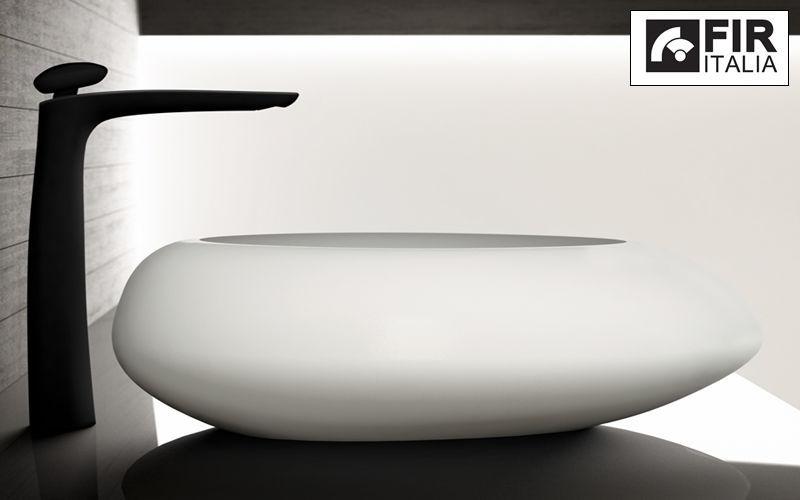 Fir Italia Waschbecken freistehend Waschbecken Bad Sanitär Badezimmer | Design Modern