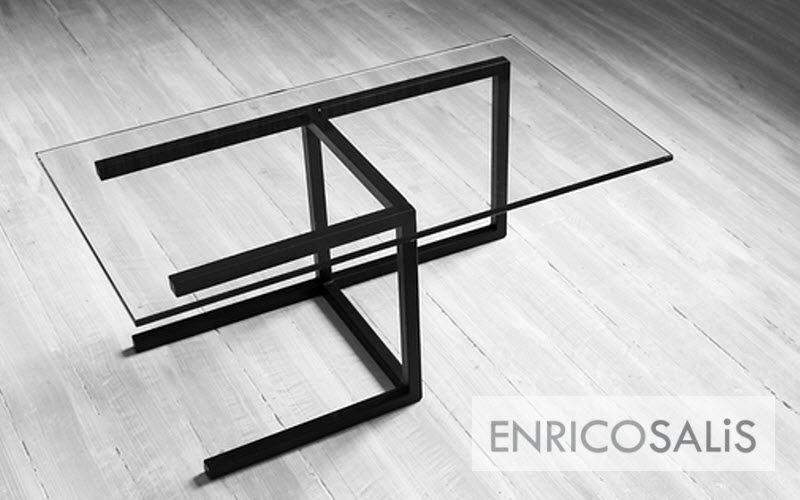ENRICO SALIS Rechteckiger Couchtisch Couchtische Tisch  | Unkonventionell