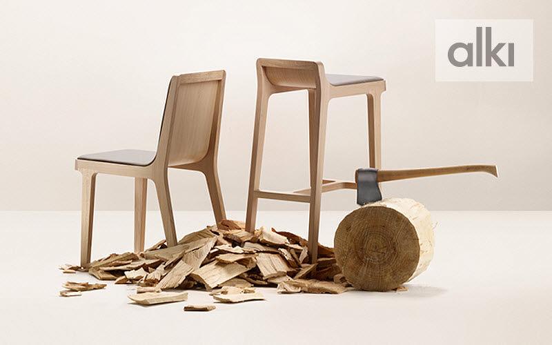 ALKI Stuhl Stühle Sitze & Sofas  |