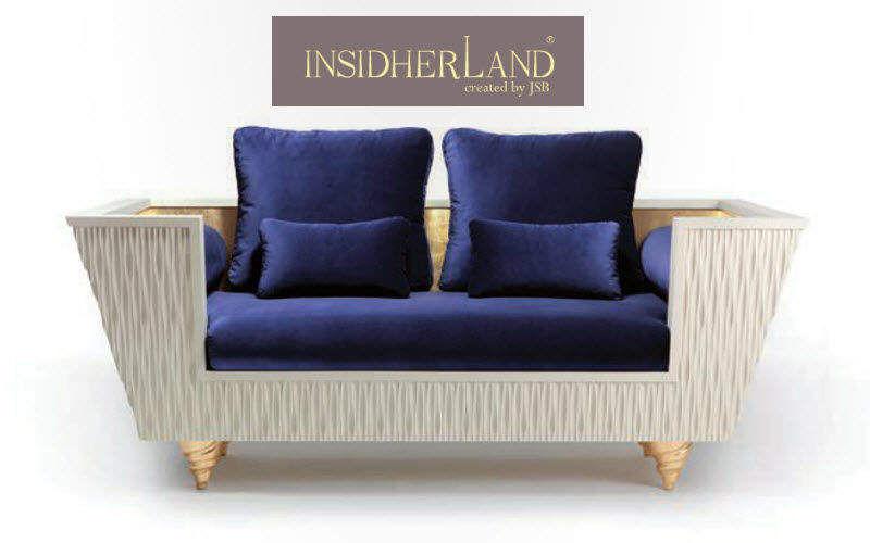 INSIDHERLAND Sofa 2-Sitzer Sofas Sitze & Sofas  | Unkonventionell