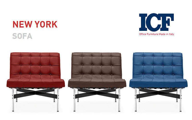 Icf Stuhl mit Armlehne Bürostühle Büro  |