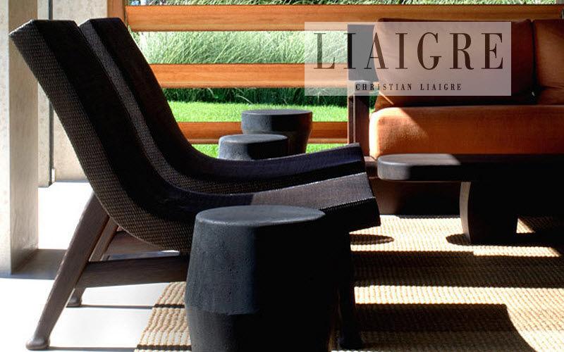 Christian Liaigre Chauffeuse Sessel Sitze & Sofas  |