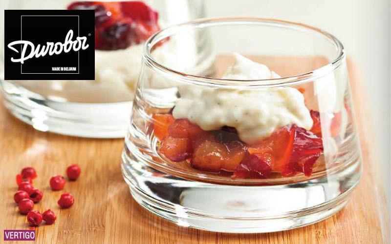 Durobor Früchteschälchen Becher und kleine Becher Geschirr  |