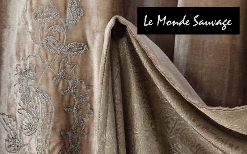 Le Monde Sauvage Vorhang Stoffe & Vorhänge  |