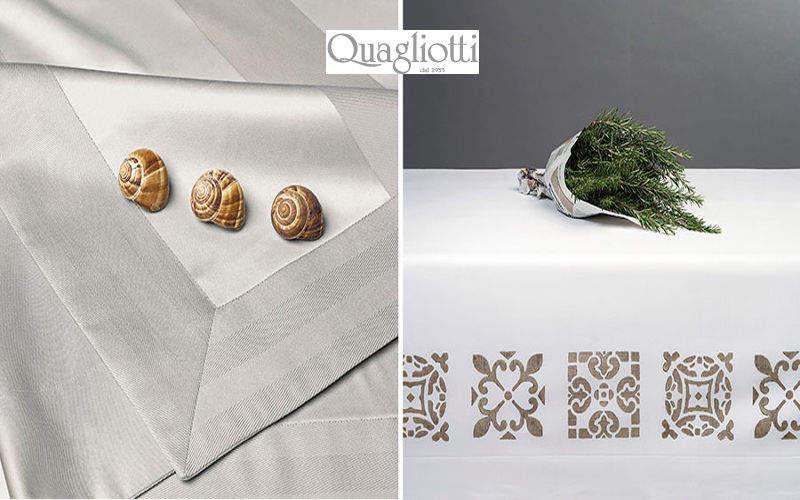 Quagliotti Rechteckige Tischdecke Tischdecken Tischwäsche  |