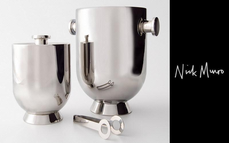NICK MUNRO Eiskübel Getränkekühler Tischzubehör  |