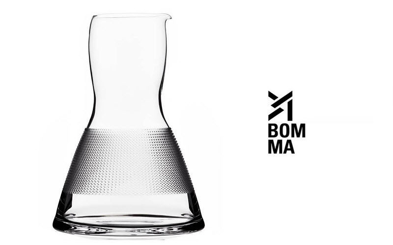 BOMMA Karaffe Flaschen und Karaffen Glaswaren  |
