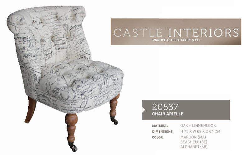 Vandecasteele Marc & Crapaud-Sessel Sessel Sitze & Sofas  |