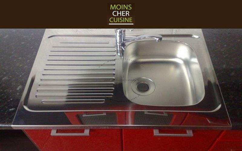 BALTIC MEUBLES Einpassspüle Spülbecken Küchenausstattung  |
