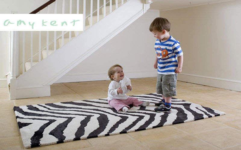 AMY KENT Kinderteppich Dekoration für Kinder Kinderecke  |